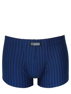 Csíkos stretch boxer